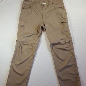 Men's Columbia Silver Ridge Convertible Pants